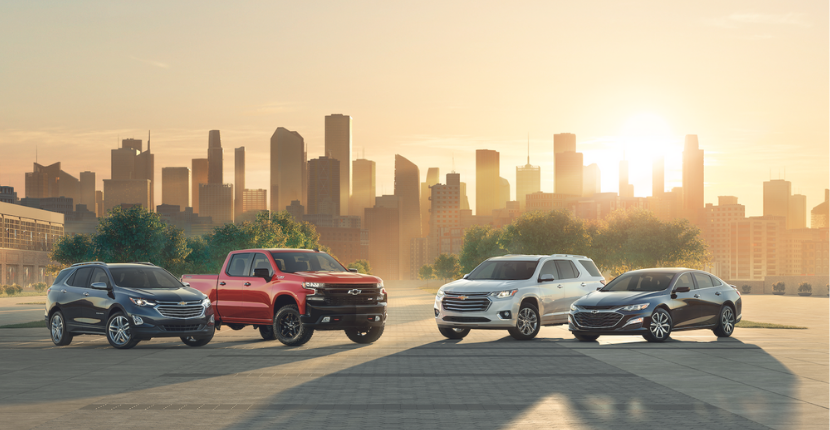 Put These Award-Winning Chevy Models at the Top of Your Shopping List