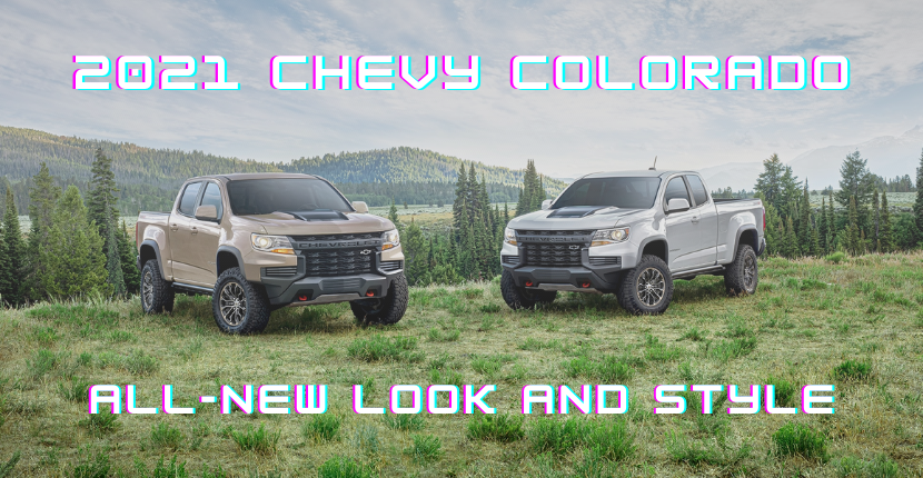 2021 Chevy Colorado Looking Fly With Some New Exterior Looks