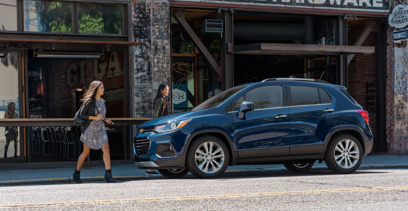 Why Pay More? Chevy Trax May Be the Car You're Looking For
