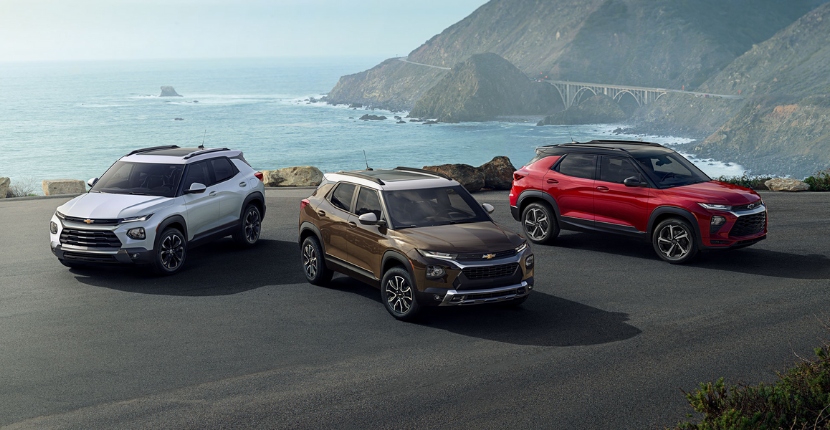 The 2021 Chevy Trailblazer and How It's Different from the Chevy Trax