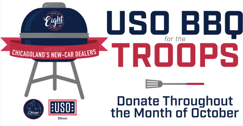 Ray Chevrolet Supports USO BBQ for the Troops