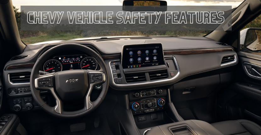 All About Chevy Safety Assist
