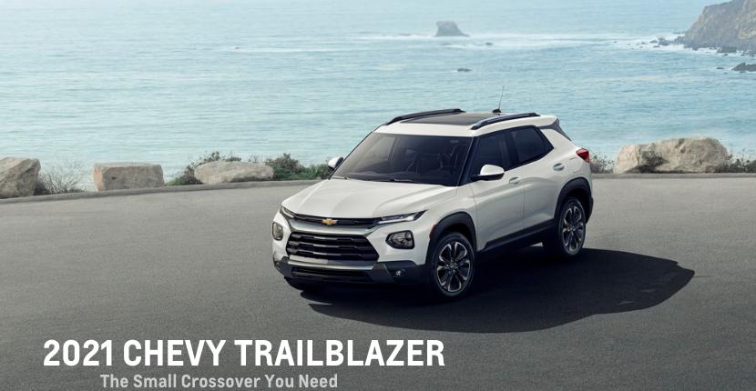 2021 Chevy Trailblazer