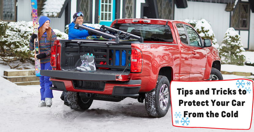 Tips to Protect Car From Cold