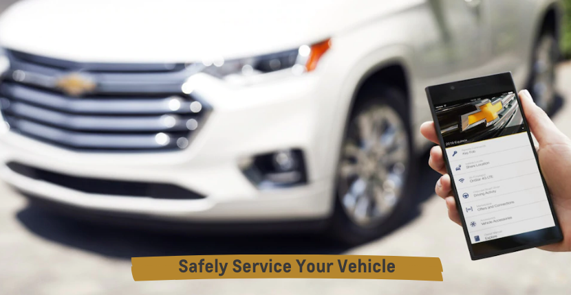 Safely Service Your Vehicle at Ray Chevrolet