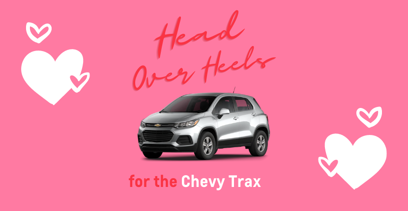 chevy trax 2021