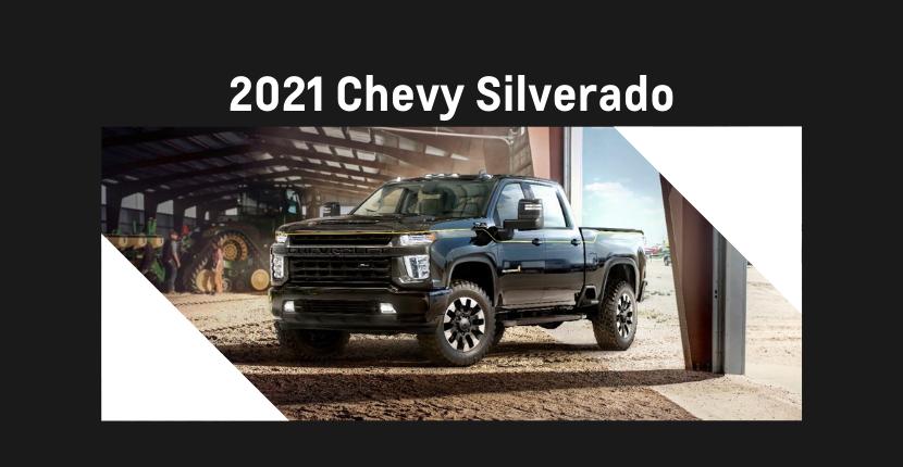 2021 Silverado