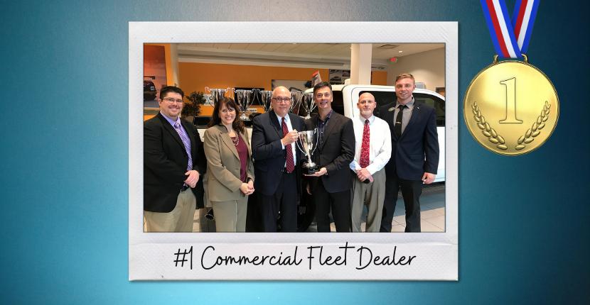 Fleet and commercial dealer