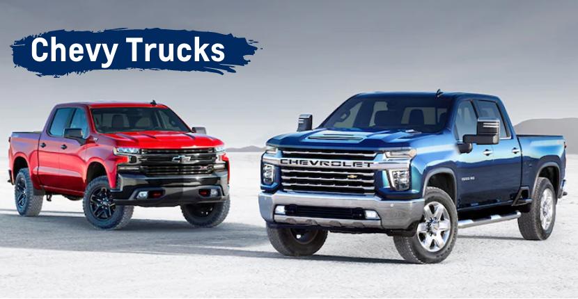 New Chevy Trucks