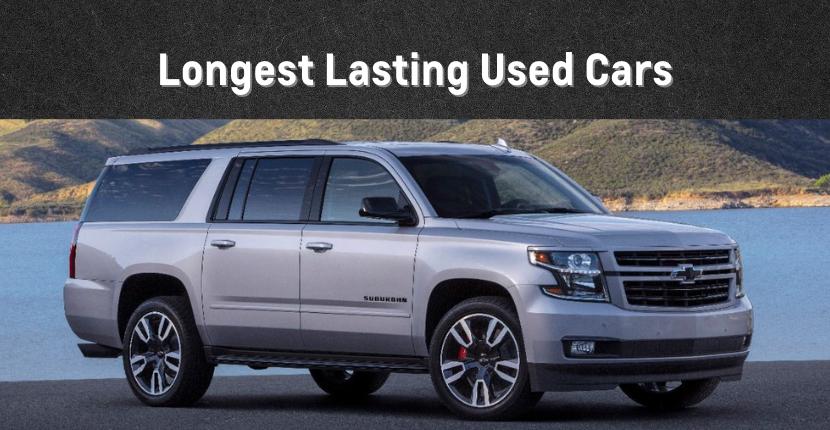 longest lasting used cars